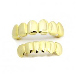Dentes Gang do Hip Hop Dourado