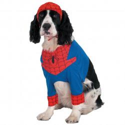 Fantasia para Cachorro Homem Aranha