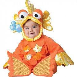 Animal Peixinho Dourado Bebê Parmalat Bebê Infantil