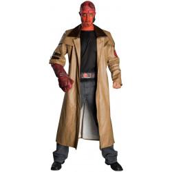 Fantasia Adulto Hellboy Luxo