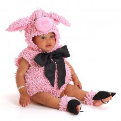 Fantasia Animal Porca Porquinha Rosa Bebê Parmalat