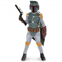 Fantasia Boba Fett Infantil Star Wars