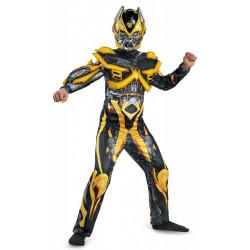 Fantasia Bumblebee Infantil Transformers A Era da Extinção