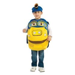 Fantasia Chuggington Brewster Trem Infantil