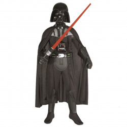 Fantasia Darth Vader Star Wars Luxo Infantil