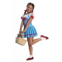 Fantasia Dorothy Mágico de Oz Infantil