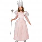 Fantasia Glinda Mágico de Oz Infantil