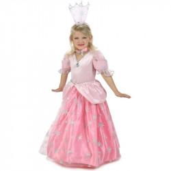 Fantasia Glinda Mágico de Oz Infantil Clássica