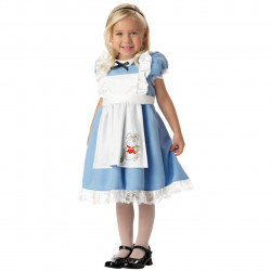 Fantasia Infantil Alice no País das Maravilhas Clássica