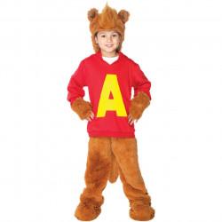 Fantasia Infantil Alvin e os Esquilos