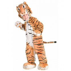 Fantasia Infantil Animal Tigre