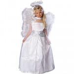 Fantasia Infantil Anjo Luxo