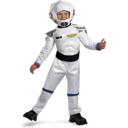 Fantasia Infantil Astronauta Clássica