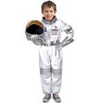 Fantasia Infantil Astronauta Luxo