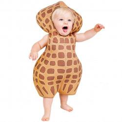 Fantasia Infantil Bebê Amendoin