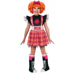 Fantasia Infantil boneca Lalaloopsy Luxo Bea SpellsAlot