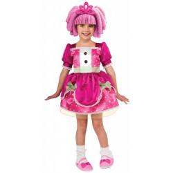 Fantasia Infantil boneca Lalaloopsy Luxo Jewel Sparkles