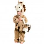 Fantasia Infantil Cavalo Pony Bebê Parmalat