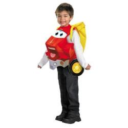 Fantasia Infantil Chuck e seus Amigos Luxo