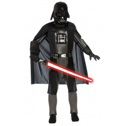 Fantasia Infantil Darth Vader Star Wars Elite Luxo