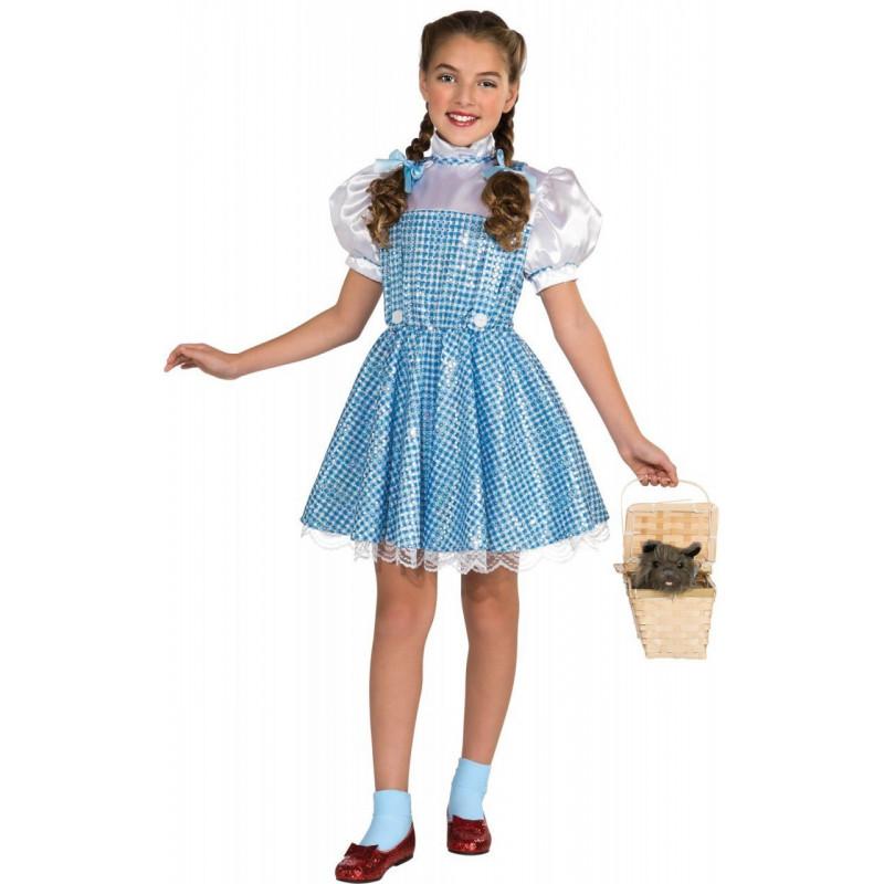 e22a5ff42e964e Fantasia Infantil Dorothy Mágico de Oz