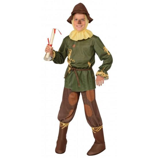 Fantasia Infantil Espantalho Mágico de Oz