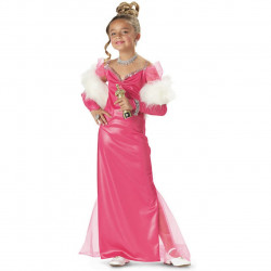 Fantasia Infantil Estrela de hollywood Luxo