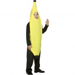 Fantasia Infantil Fruta Banana