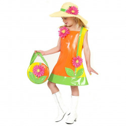 Fantasia Infantil Garota Primavera