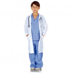 Fantasia Infantil Medico Doutor