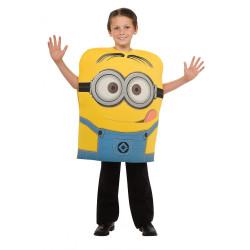 Fantasia Infantil Minion Dave Meu Malvado Favorito