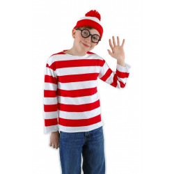 Fantasia Infantil Onde Esta Wally