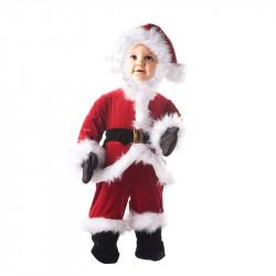 Fantasia Infantil Papai Noel do Natal