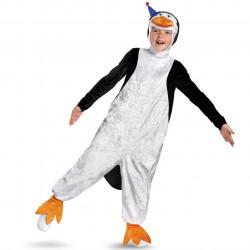 Fantasia Infantil Pinguin Madagascar Luxo
