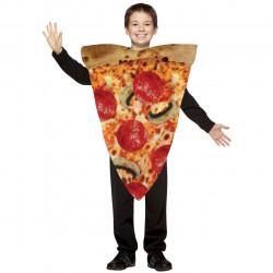 Fantasia Infantil Pizza Luxo