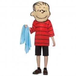 Fantasia Infantil Snoopy Linus