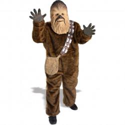 Fantasia Infantil Star Wars Chewbacca Luxo