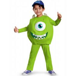 Fantasia Infantil Universidade dos Monstros Mike Luxo