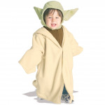 Fantasia Infantil Yoda Star Wars Bebê