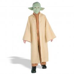 Fantasia Infantil Yoda Star Wars Luxo