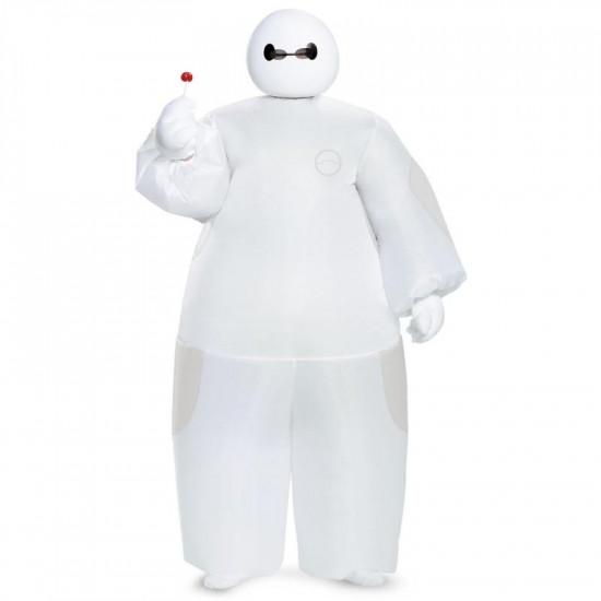 Fantasia Inflável Baymax Operação Big Hero 6 Infantil