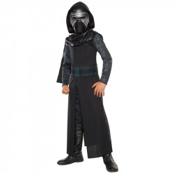 Fantasia Kylo Ren Infantil Star Wars Luxo Despertar da Força