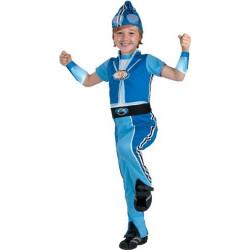 Fantasia LazyTown Sportacus Infantil