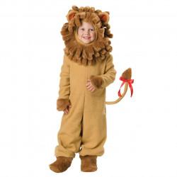 Fantasia Leão Bebê Parmalat Infantil