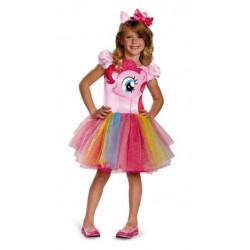 Fantasia My Little Pony Pink Pie Infantil Luxo