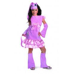 Fantasia My Little Pony Pinkie Pie Infantil Luxo