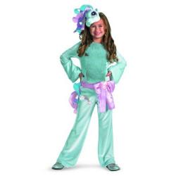 Fantasia My Little Pony Rainbow Dash Infantil Luxo
