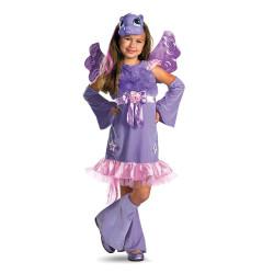 Fantasia My Little Pony Star Song Infantil Luxo