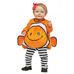 Fantasia Nemo Bebê