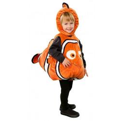 Fantasia Nemo Infantil Bebê